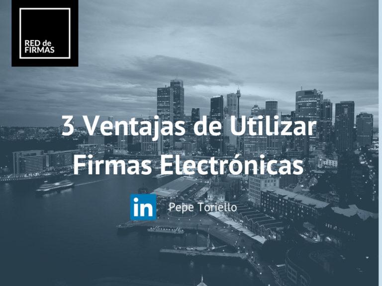 firmas electronicas