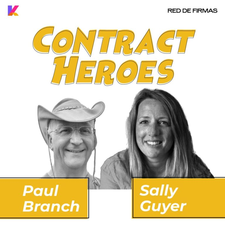 A Community For Contracts – Sally Guyer & Paul Branch